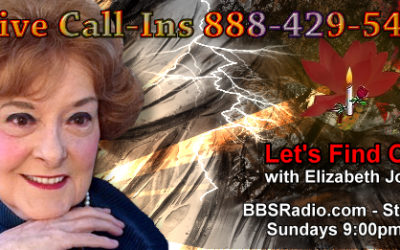 Let's Find Out with Elizabeth Joyce on BBS Radio