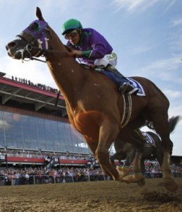 California Chrome wins triple crown