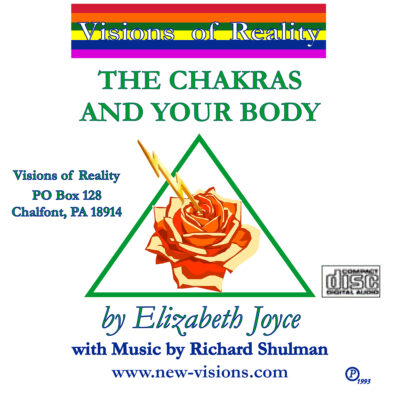 The Chakras and Your Body Cover Image
