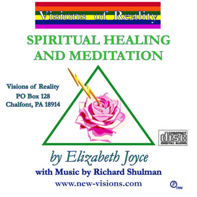 SpiritualHealing and Mediation Cover