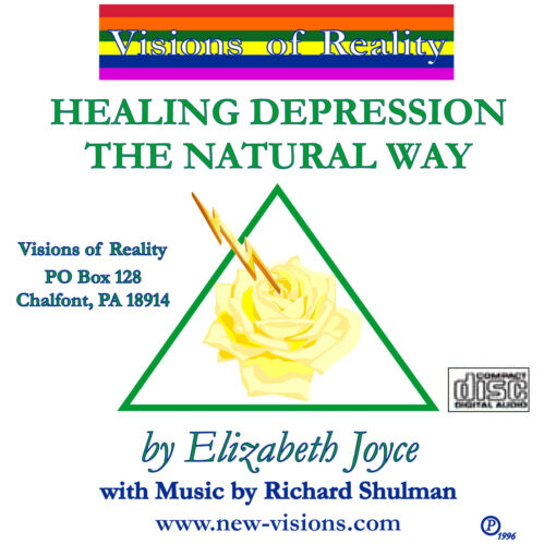 Healing Depression the Natural Way Cover