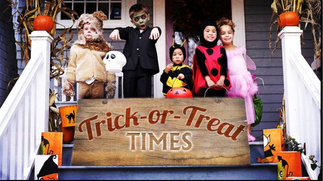 "Halloween – ""Trick or Treat"" by the Zodiac Signs"
