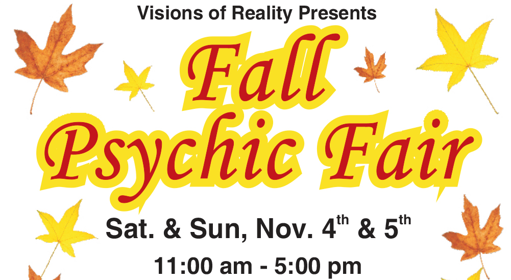 Psychic Fair in Doylestown, PA