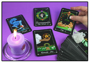 Monthly Tarot Message & Cards
