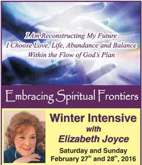 Winter Spiritual Intensive with Elizabeth Joyce